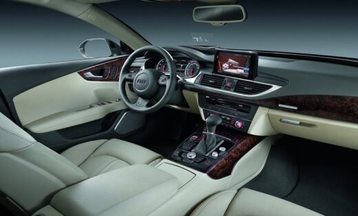 ТОР-10 самых красивых автомобильных интерьеров