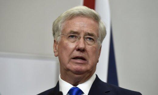 Министр обороны Великобритании обвинил РФ вкибератаках и постоянной лжи