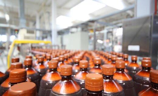 В Латвии заметно увеличилось производство пива