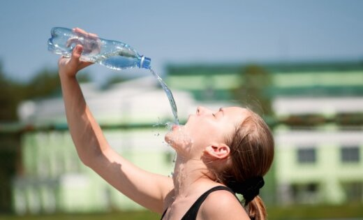 В Латвию придет 30-градусная жара