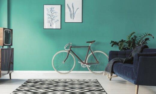 Jauni standarti mājokļa remontam – cilvēkam un videi draudzīgas krāsas
