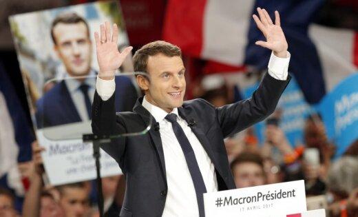 Все, что надо знать о новом лидере Франции: банкир, либерал, гуманист