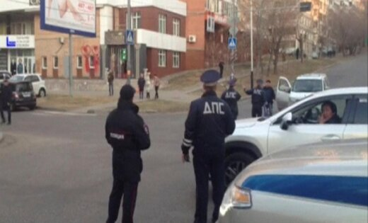 Neonacista uzbrukumā FDD Habarovskā trīs bojāgājušie