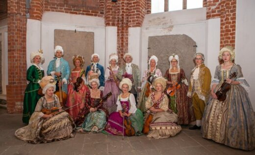 Riga Festival of Historical Music and Dance will begin on the weekend