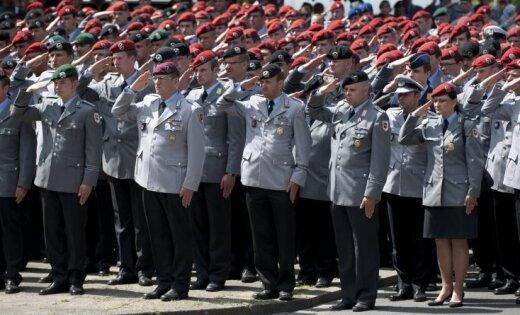 ВГермании офицеры избундесвера планировали теракты против немецких политиков