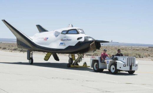 Космический корабль Dream Chaser отправится кМКС уже вконце 2020г