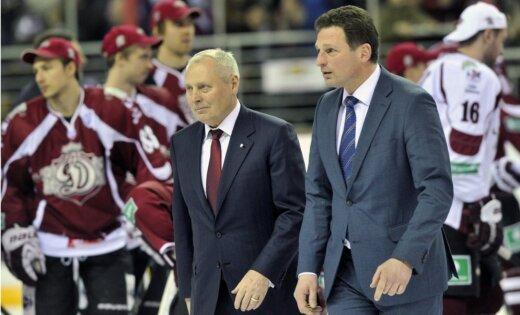 Savickis: jautājumu par Rīgas 'Dinamo' galveno treneri izskatīsim aprīlī