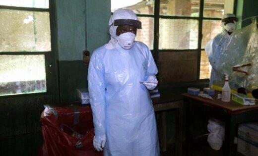 Kongo DR Ebola no laukiem sasniedz lielpilsētu Mbandaku