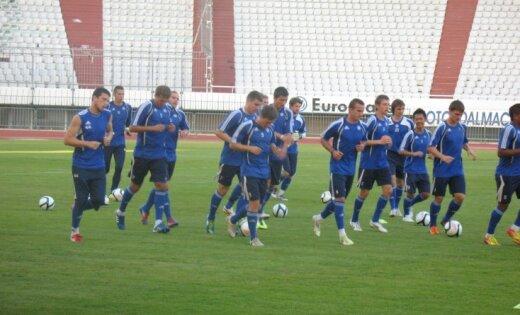 UEFA Eiropas līga: 'Skonto' - Hajduk 0:2 (spēle noslēgusies)