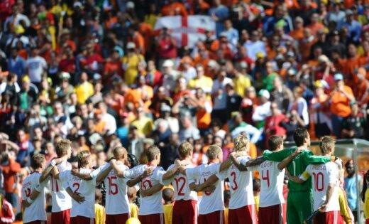 Publiskots Dānijas izlases sastāvs EURO 2012