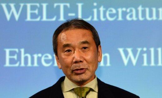 Новая книжка Харуки Мураками выйдет зимой 2017г