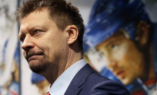 Jalonens aizstās Znaroku KHL Zvaigžņu spēles divīzijas komandas trenera amatā