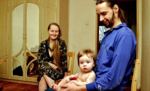 'Dullie' rīdzinieki Mazsalacā atrod laimi un brīvības sajūtu