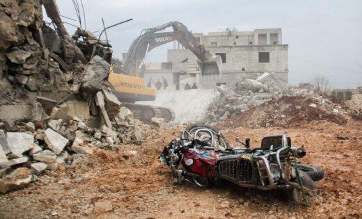 Правозащитники: число погибших в Сирии уже превысило 330 тысяч