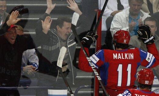 Malkins atzīts par pasaules čempionāta MVP