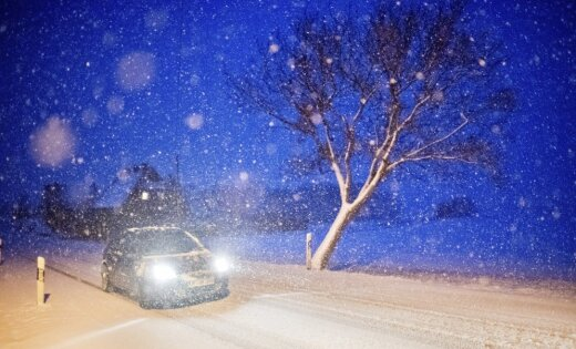 Во вторник облачность усилится, местами ожидается сильный снегопад