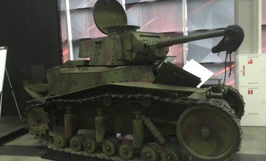 Час на танке — два часа музыки. Как делают танки, которые сплотили Лукашенко, Латвию и мир