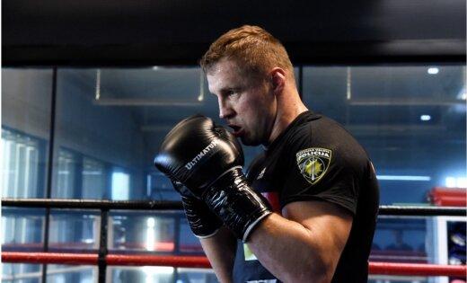 Brieža boksa supersērijas duelis ar Peresu notiks 30. septembrī 'Arēnā Rīga'