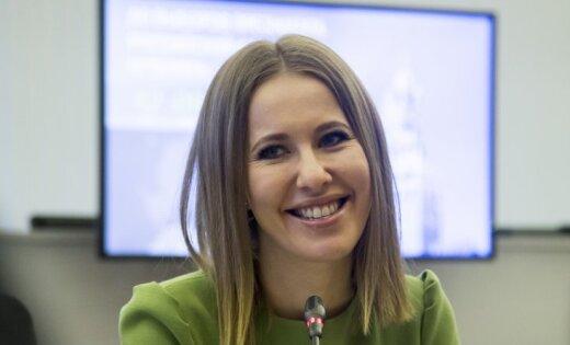 Собчак предоставила ЦИК информацию о своих доходах и счетах в банках