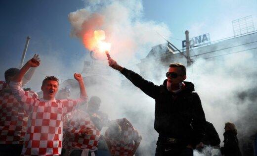 Horvātija uz Pasaules kausu dosies ar līderiem Modriču un Mandzukiču sastāvā