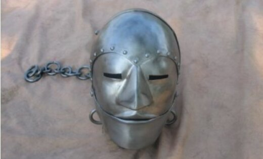 """19. novembris: Miris """"cilvēks dzelzs maskā"""""""
