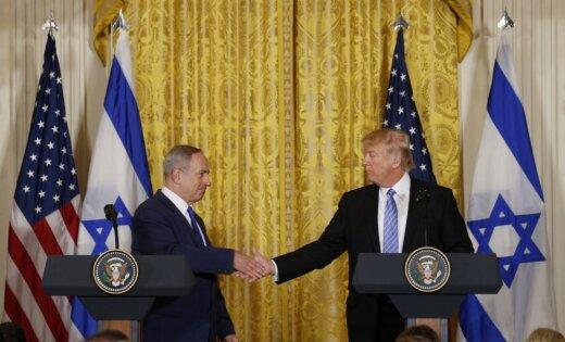 Трамп допустил объединение Израиля иПалестины