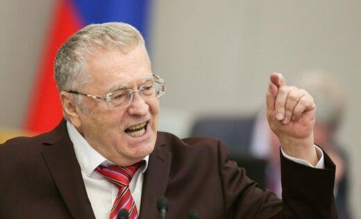 В Литве из-за слов Жириновского на полгода остановили ретрансляцию ТВЦi
