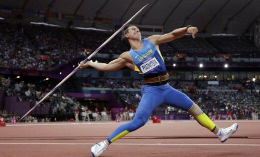 Украинского копьеметателя лишили серебра Лондона-2012 из-за допинга