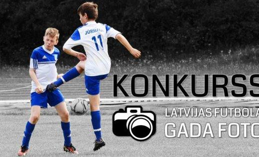 Konkurss entuziastiem un profesionāļiem – Latvijas futbola gada foto
