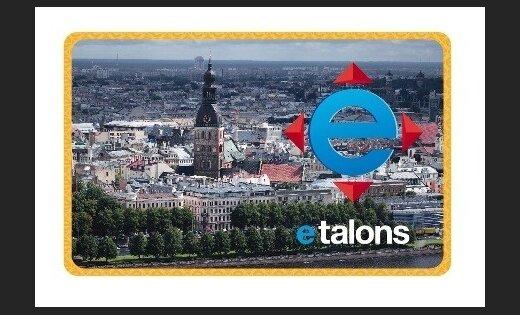 VK saskata nelietderību 'e-talona' ieviešanā Rīgā