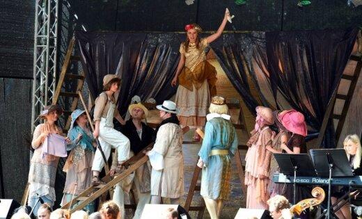Tērvetē būs Bērnu operas svētki