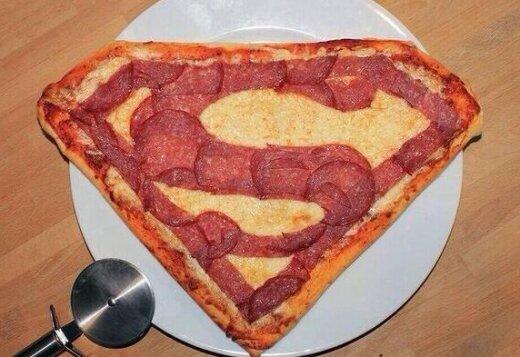 Pica, kas burtiski glābj dienu...
