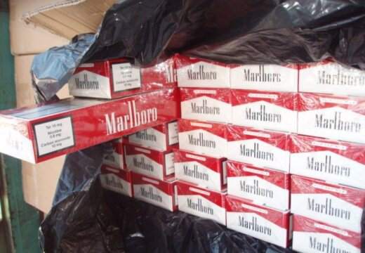 Top selling cigarettes Salem China