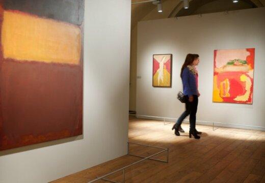 Две картины Ротко проданы за 76,5 млн долларов