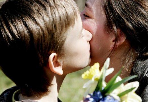 Сегодня в Латвии отмечается День матери