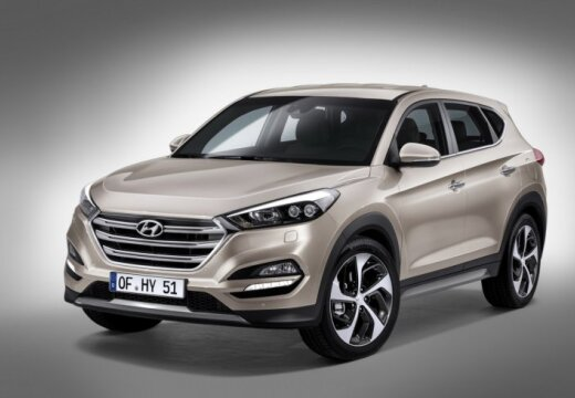 Компания Hyundai представила преемника кроссовера ix35