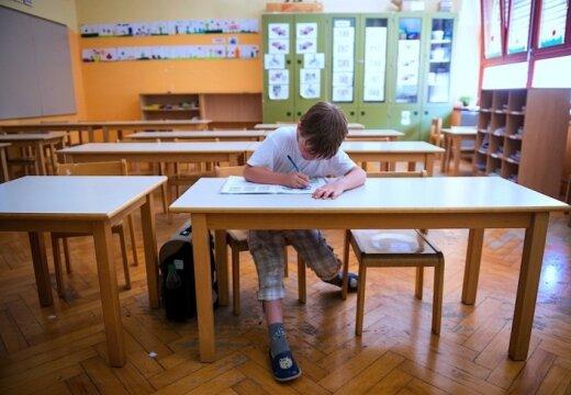 В этом году закрыта только одна школа