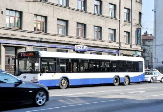 Rīgas satiksme: с сентября