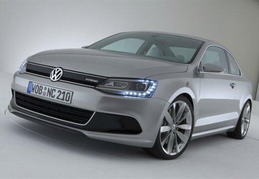 Volkswagen Jetta шестого поколения станет инновационным гибридом.