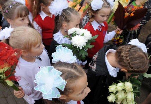 Путин введет в России обязательную школьную форму