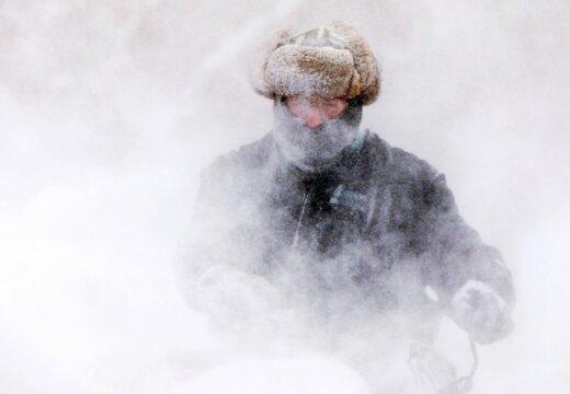 От аномальных морозов в США погибли 23 человека