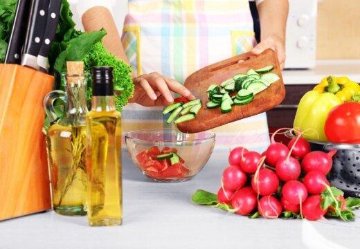 Богиня на кухне: 25 хитростей шеф-повара, которые помогут тебе готовить еще вкуснее