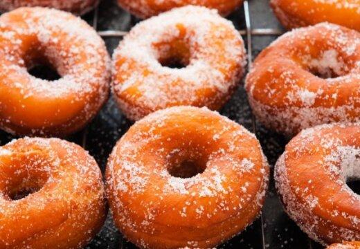 Вкус детства: простой рецепт потрясающих пончиков