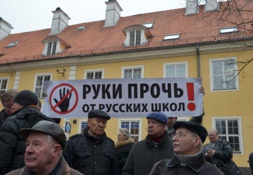 150 человек у Минобразования потребовали оставить в покое русские школы