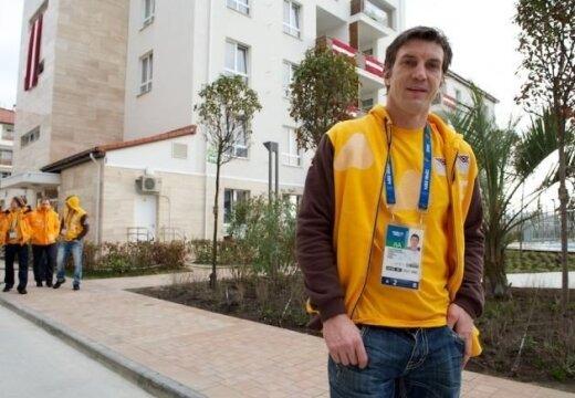 Озолиньш: поражены великолепными условиями проживания в Сочи