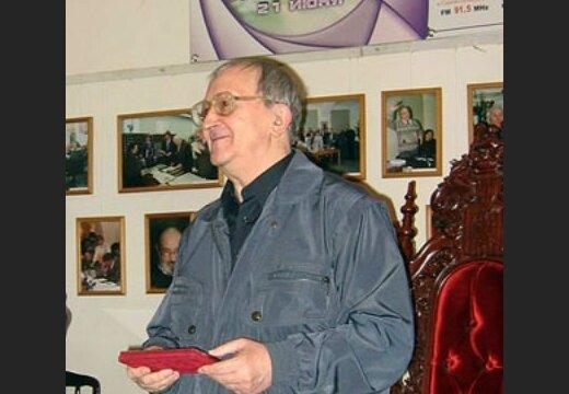 Скончался писатель Борис Стругацкий