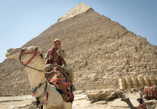 Девять самых грандиозных и загадочных построек древности