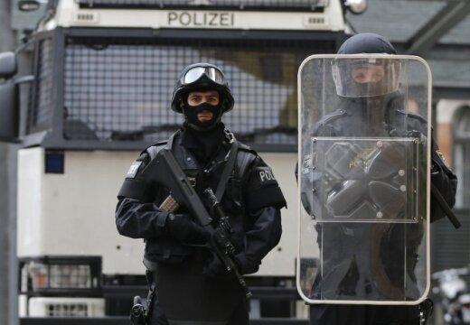 Полиция Австрии проводит крупную операцию против джихадистов
