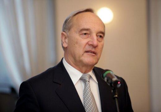 Президент Латвии поздравил женщин с 8 марта