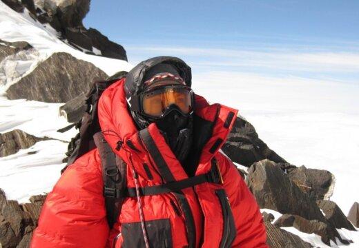 Для мечты всегда есть время. Ольга Котова— первая латвийская женщина, покорившая Эверест